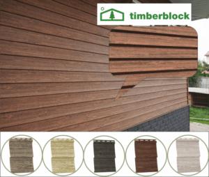 Sajding-timberblok-el