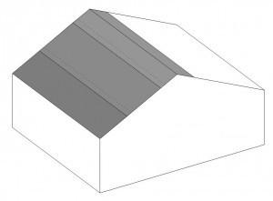 Как покрыть крышу дома/гаража рубероидом своими руками?